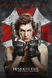 Resident Evil: The Final Chapter 11 x 17 Movie Poster - Style A