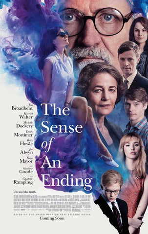 The Sense of an Ending 27 x 40 Movie Poster - Style A