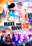 Make Your Move 27 x 40 Movie Poster - Dutch Style A - in Deluxe Wood Frame