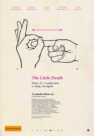 The Little Death 11 x 17 Movie Poster - Australian Style A