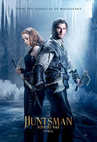 The Huntsman: Winter's War 27 x 40 Movie Poster - Style A