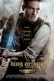 King Arthur: Legend of the Sword Movie Posters - 11 x 17 Year: 2017