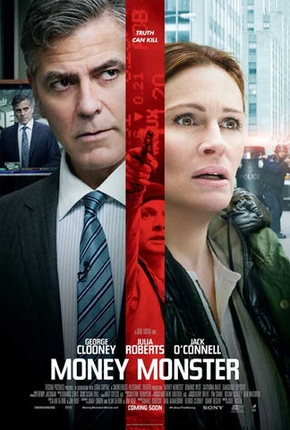 Money Monster 27 x 40 Movie Poster - Style C