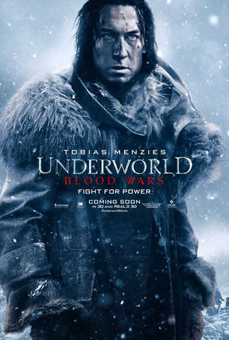 Underworld: Blood Wars 11 x 17 Movie Poster - Style D