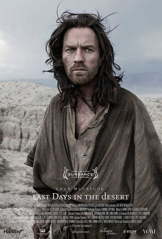 Last Days in the Desert 27 x 40 Movie Poster - Style A