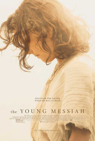 The Young Messiah 27 x 40 Movie Poster - Style A