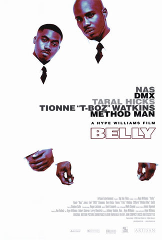 Belly 27 x 40 Movie Poster - Style A
