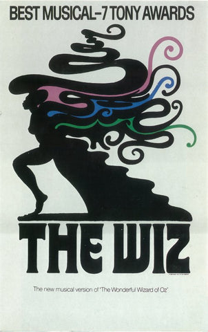Wiz, The (Broadway) 14 x 22 Poster - Style A