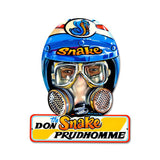Don Prudhomme Metal Sign Wall Decor 15 x 12