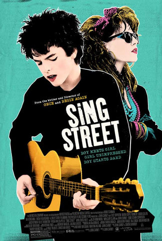 Sing Street 11 x 17 Movie Poster - Style A