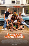 Everybody Wants Some 11 x 17 Movie Poster - Style A