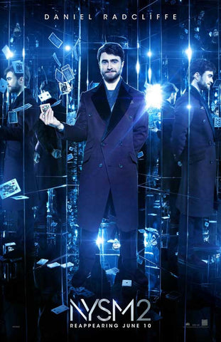Now You See Me 2 11 x 17 Movie Poster - Style A