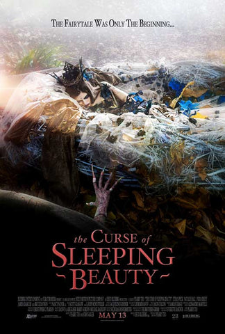 The Curse of Sleeping Beauty 11 x 17 Movie Poster - Style B