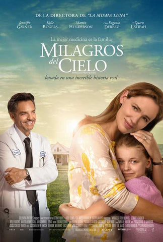 Miracles From Heaven 11 x 17 Movie Poster - Italian Style A