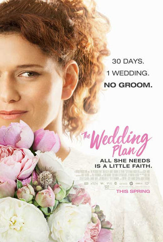 The Wedding Plan Movie Posters - 27 x 40 Year: 2016
