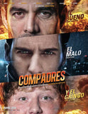 Compadres 27 x 40 Movie Poster - Mexican Style A