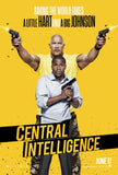 Central Intelligence 27 x 40 Movie Poster - Style A