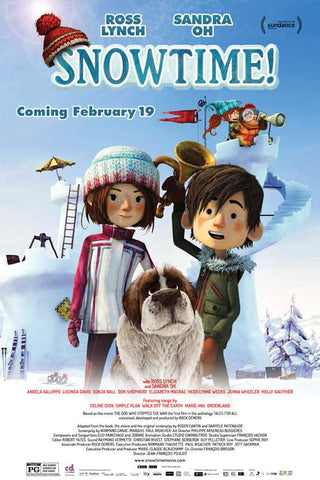 Snowtime! 27 x 40 Movie Poster - Style A