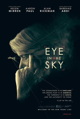 Eye in the Sky 11 x 17 Movie Poster - Style A