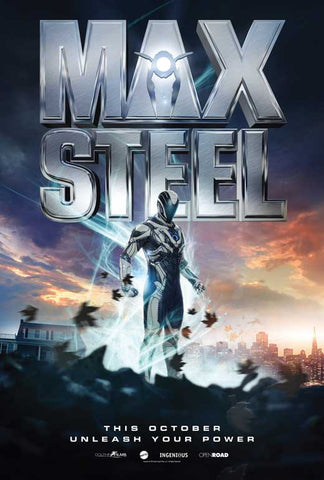 Max Steel 27 x 40 Movie Poster - Style A