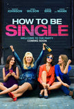 How to be Single 11 x 17 Movie Poster - Style C