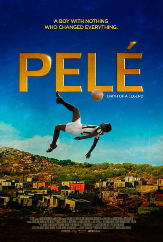 Pelé: Birth of a Legend 11 x 17 Movie Poster - Style A