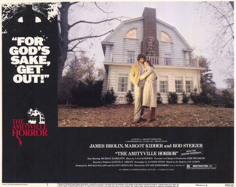 The Amityville Horror 11 x 14 Movie Poster - Style A