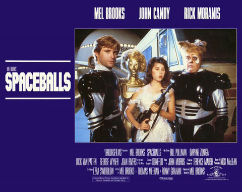 Spaceballs 11 x 14 Movie Poster - Style A