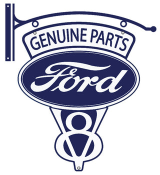 Ford FV-6DS Double-sided Genuine Parts V8