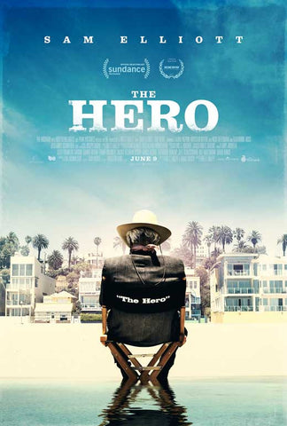 The Hero 11 x 17 Movie Poster - Style A