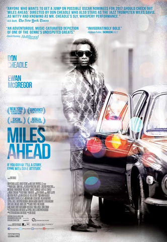 Miles Ahead 11 x 17 Movie Poster - Style A
