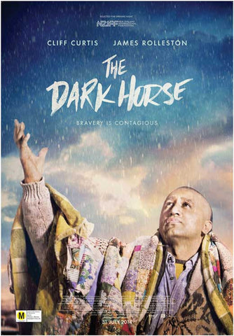 The Dark Horse 27 x 40 Movie Poster - Australian Style A