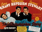 The Philadelphia Story 11 x 14 Movie Poster - Style B