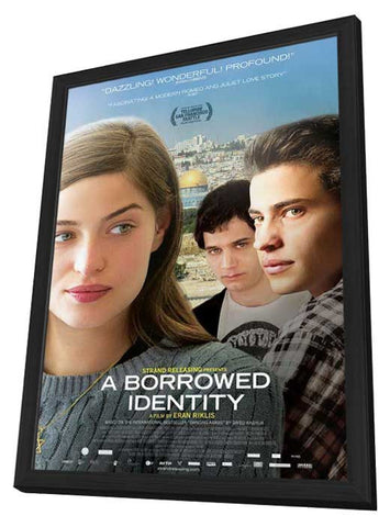 A Borrowed Identity Preframed - 11x17 Year: 2014