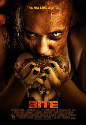 Bite 27 x 40 Movie Poster - Canadian Style A