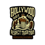 Roadster Respect Metal Sign Wall Decor 24 x 32