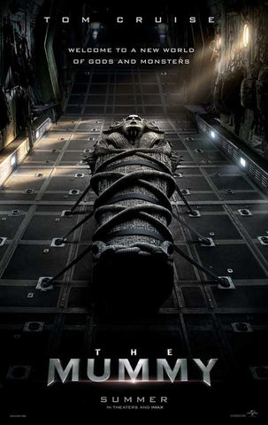 The Mummy 11 x 17 Movie Poster - Style A