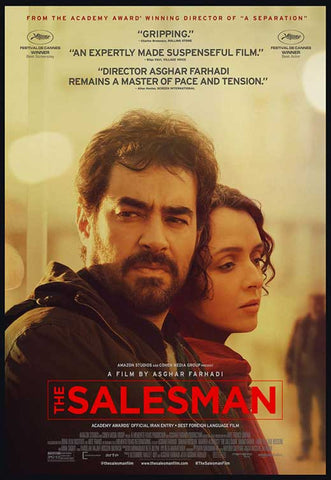 The Salesman 11 x 17 Movie Poster - Style A