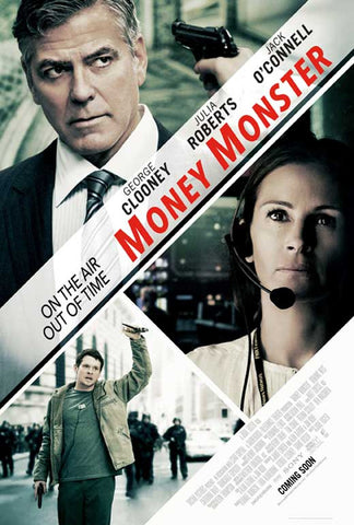 Money Monster 11 x 17 Movie Poster - Style B