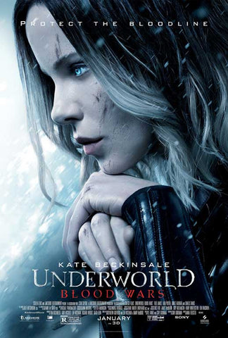 Underworld: Blood Wars 27 x 40 Movie Poster - Style I