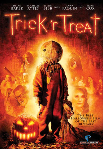 Trick 'r Treat 27 x 40 Movie Poster - Style C