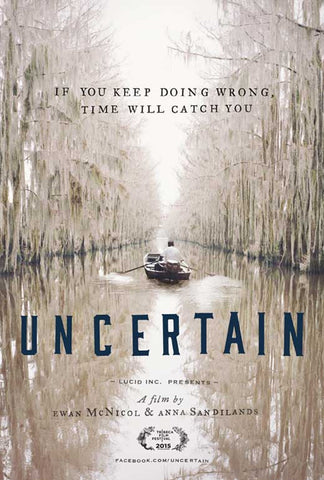 Uncertain 27 x 40 Movie Poster - Style A