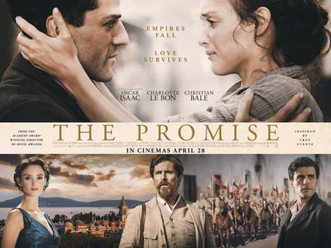 The Promise Movie Posters - 11 x 17 Year: 2016