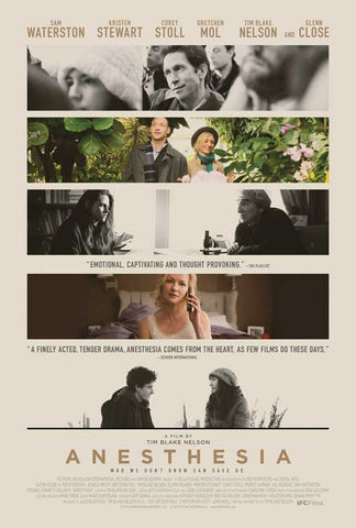 Anesthesia 27 x 40 Movie Poster - Style A