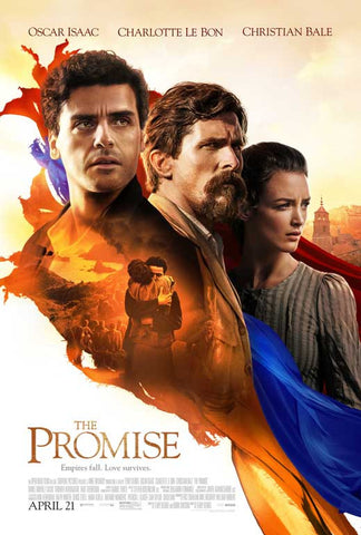 The Promise Movie Posters - 27 x 40 Year: 2016