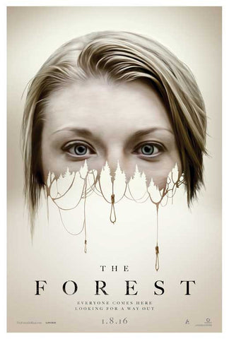 The Forest 27 x 40 Movie Poster - Style A