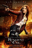 Resident Evil: The Final Chapter 27 x 40 Movie Poster - Style H