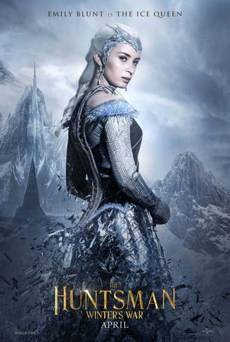 The Huntsman: Winter's War 27 x 40 Movie Poster - Style D