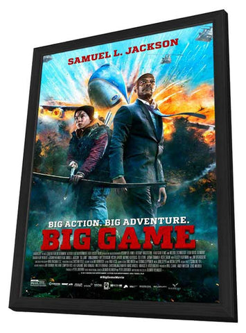Big Game Preframed - 27x40 Year: 2014