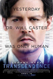 Transcendence 27 x 40 Movie Poster - Style B - in Deluxe Wood Frame